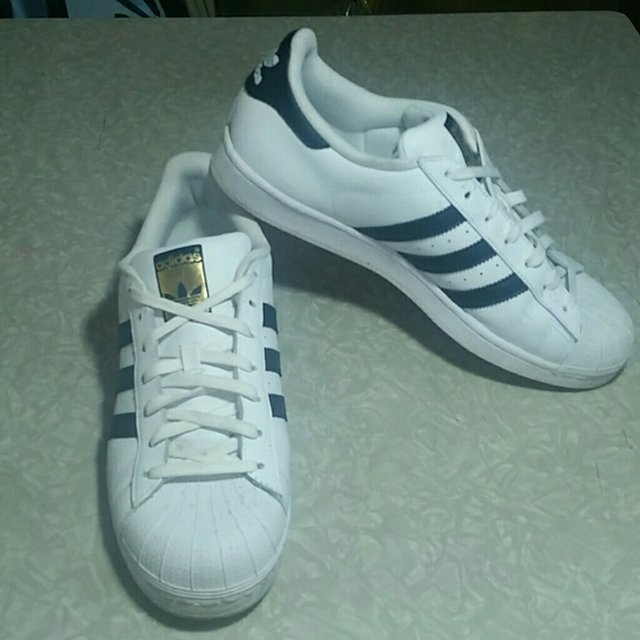 adidas Other - ADIDAS SUPERSTAR Sneakers Size 10 1/2